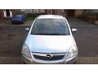 For Sale LHD Opel Zafira