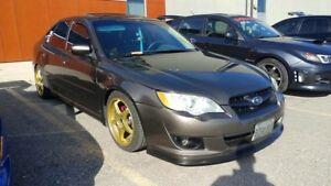 2008 Subaru Legacy Limited