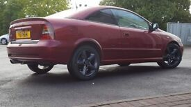 Vauxhall Astra Coupe mk4