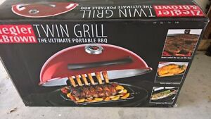 Ziegler & Brown Portable Twin BBQ! Fulham West Torrens Area Preview