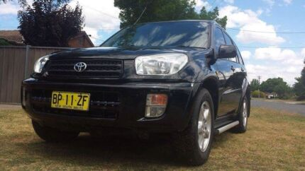 2001 Toyota RAV4 Wagon 4x4 swaps Wallagoot Bega Valley Preview
