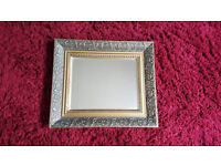 Gold Frame Mirror 12/14 inches