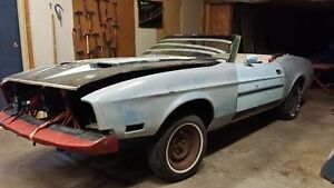 1973 mustang convert in trade for quad