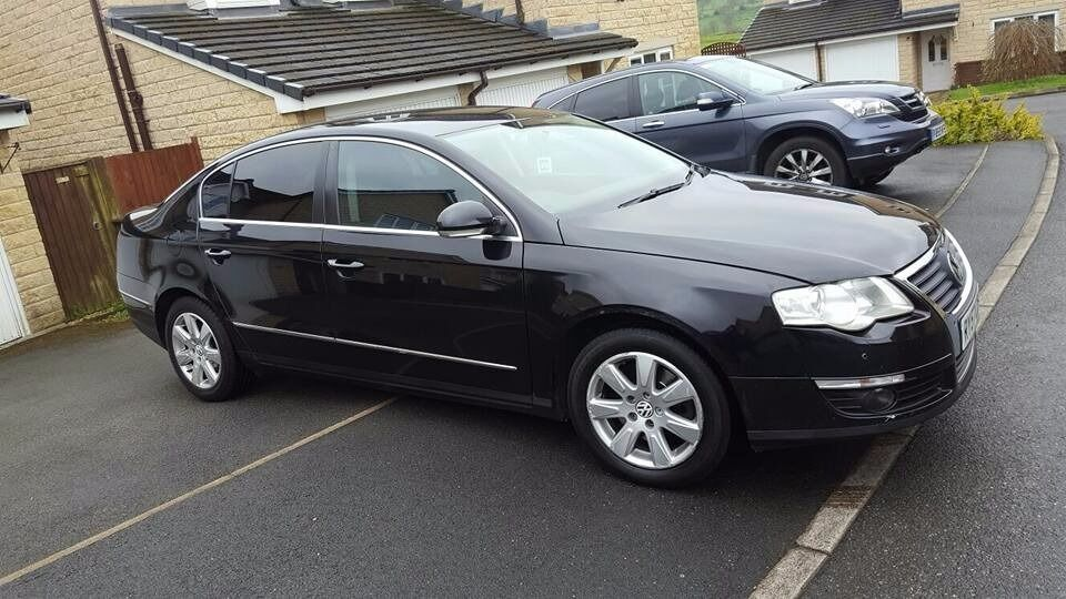 57 2008 black volkswagen passat 2 0 tdi passat se tdi 140 auto in nelson lancashire gumtree. Black Bedroom Furniture Sets. Home Design Ideas
