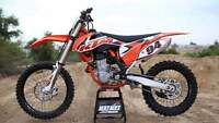Wanted: Late Model KTM With Blown Motor