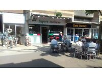 Italian bakery 20 min from Bristol