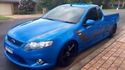 Ford falcon xr6 turbo Ute manual! For sale! Valentine Lake Macquarie Area Preview
