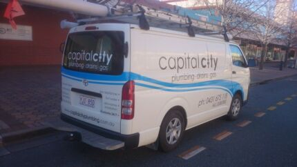 Capital City Plumbing, Drains & Gas City North Canberra Preview