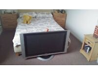 Large TV for sale. Collection only