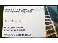 Harveys Scaffolding and Clearance