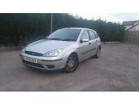 Ford Focus 2002 MOT till april 2017