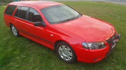 2006 Ford Falcon Sedan BF MKII LPG Serviced Regularly Rowville Knox Area Preview