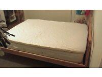 Double mattress as new £50 ono