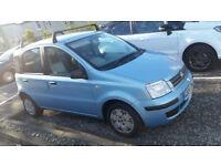 Fiat Panda 2004 ( 12 months mot ) BARGAIN Low miles 69k