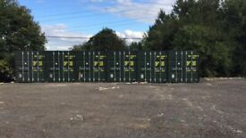 A2 SELF STORAGE - 20 x 8 ft containers in the Dartford/Bluewater area