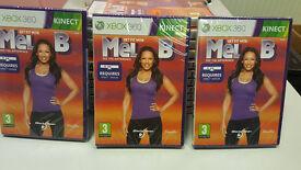 Brand New Mel B On Xbox 360.
