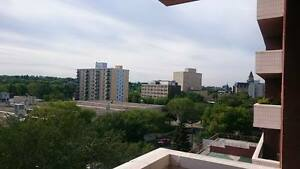 6th Floor River- View Downtown Pet Friendly 2 BR for June!