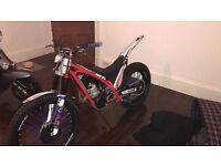 For sale 2016 GasGas 300 Trials bike 2troke