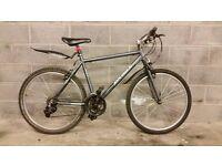 FULLY SERVICED HYBRID DAWES REPUBLIC ALUMINIUM FRAME BICYCLE