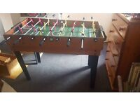 Children combined pool/ football table
