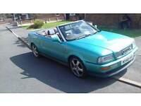 Audi Cabriolet 1994 Automatic 2.6 V6