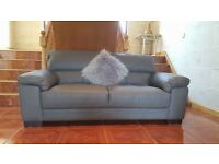 Wow Unbelievable Bargain Luxurious Italian Leather Sofas Suite Corner Couch Interior Designer Sale