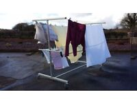 Galvanised Mobile Clothes Lines