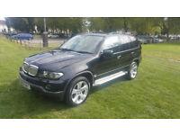 BMW X5 3.0 d Sport 5dr semi-auto 2004 facelift satnav