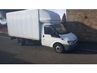 FORD TRANSIT LUTON 2.4 TDDI 2006 EXTREMELY RELIABLE NEW MOT NO ADVISORIES VERY STRONG VAN 100%