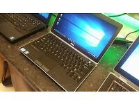 Stunning Ultra Portable Dell Core i5 Windows 10 Laptop With 6 Months Warranty £245