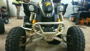 NEED TO SELL  MAKE ME AN OFFER 2008 can am ds450x low hours