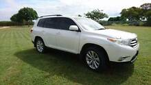 2013 Toyota Kluger Altitude AWD (Under Wty) Ayr Burdekin Area Preview