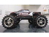 TRAXXAS E MAXX OFF ROAD RC CAR