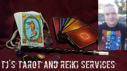 TJ's Healing and Tarot Service Seaford Frankston Area Preview