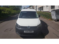 vw caddy 2011