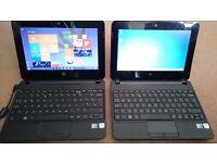 2 HP Mini Netbooks for sale £100 *neg