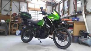 KLR 650 Kawasaki klr650 South West Rocks Kempsey Area Preview