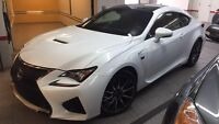 2015 Lexus RC F Gr. Performance