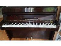 Zender Upright Piano - free