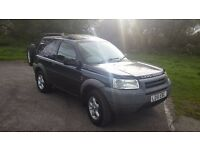 land rover freelander td4 2.0 diesel reduced to sell