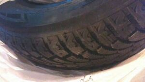 MINT Used four Winter 195/65R15 For Clearance