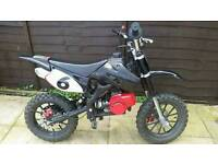 Mini moto dirt bike 49cc needs minor TLC