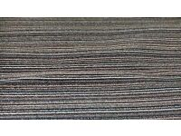 Striped 8x9ft carpet