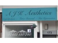 FAT FREEZING / CRYOLIPOLYSIS, TATTOO REMOVAL, SKIN REJUVENATION, WAXING, NAILS, LASHES, REFLEXOLOGY