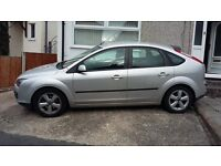 Ford Focus 1.6 - 56 plate - 80k miles