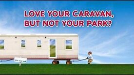 Love your caravan but not your park - bring your caravan to Regent Bay Holiday Park