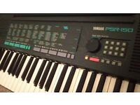 Yamaha PSR150 keyboard