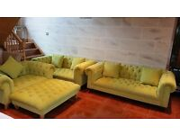 Designer corner sofas suites armchair couches save thousands cancelled orders all brand new call me