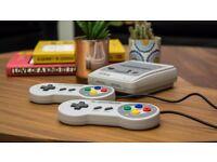 Brand New Mini SNES - With 21 Games! - Super Nintendo Entertainment System Mini - £85
