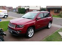 2013 (63 Reg) Jeep Compass Limited 2.2crd